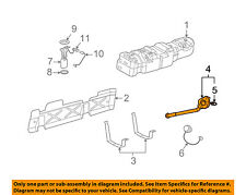 GM OEM Fuel System-Filler Pipe 25760228