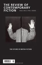 The Review of Contemporary Fiction, Volume XXXII, No. 3: The Future of British F