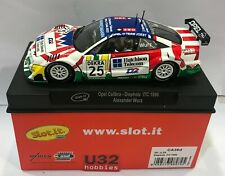 Slot.it Ca36d OPEL CALIBRA V6 Diepholz ITC 1996 Suits Scalextric Slot Car Track