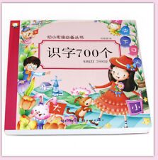 Learning Chinese 700 Pre-school reading textbook pinyin book early education