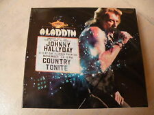 HALLYDAY JOHNNY ALADDIN THEATRE (CD DIGIPACK) Neuf sous blister