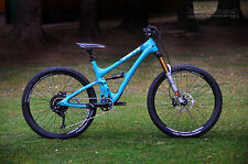 Yeti Sb5 carbon TURQ custom Trail All Mountain Enduro, Fox, Shimano, 650B, NEU
