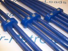 BLUE 8MM SPARK PLUG IGNITION LEAD SEPARATOR HOLDER CLAMP SPACER SEPARATOR KIT