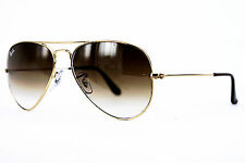 Ray-Ban Sonnenbrille/Sunglasses AVIATOR LARGE METAL RB3025 001/51 58 135+Etui #*