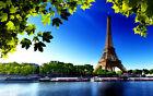 Paris Home Decor Canvas Print, choose your size.
