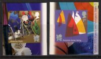 GB 2011 sg3205-6 Olympic & Paralympic 5 Rugby Sailing self adhesive MNH
