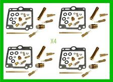 MS Carburetor Repair Kit x4 YAMAHA XJ 900 F 85-90