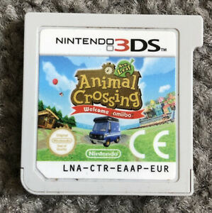 *Animal Crossing: New Leaf - Nintendo 3DS 2016 Game 'Cartridge Only; No Case'*