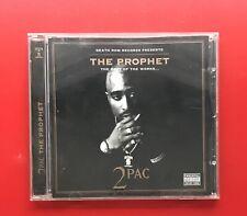 2Pac - The Prophet / CD Album / 2003 Death Row Records