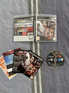 "Jeu de Playstation 3 PS3 ""Fighting Edition 3 Games"" Très Bon Etat SONY PAL FR"