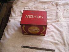 Vintage Nestle's Hot Chocolate Tin