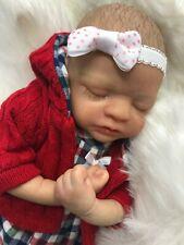 "CHERISH DOLLS REBORN BABY DOLL MAISIE REALISTIC PREM 15"" REAL LIFELIKE CHILDRENS"