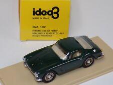 """1/43 Idea 3 Ferrari 250 GT """"SWB"""" Berlinetta Scaglietti 1961 in Green"""