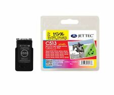 CL-513 Colour Remanufactured Ink Cartridge by JetTec for Canon C513