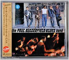 Paul BUTTERFIELD Band Mike BLOOMFIELD First S/T Sealed JAPAN CD WPCR-15003 NEW