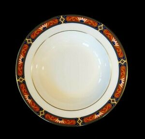 Beautiful Wedgwood Chippendale Rimmed Soup Bowl