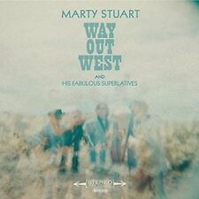 Marty Stuart - WAY OUT WEST [CD]