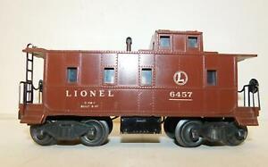 LIONEL 6457 CABOOSE