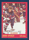 BRIAN SPENCER 73-74 O-PEE-CHEE 1973-74 NO 83 EXMINT+ DARK BACK
