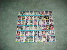 1989 OPC Hockey Card Uncut Sheet (54 cards) Claude Lemieux Adam Creighton