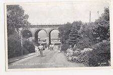 Entrance to Eirias Park, Colwyn Bay Postcard, B329