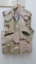 Military Issued 3 Color Desert Vest-NEW
