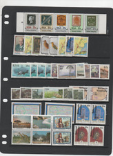 Collection of mint stamps of R.S.A S Africa.
