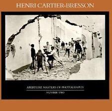 Henri Cartier-Bresson (Aperture Masters of Photography), Cartier-Bresson, Henri,
