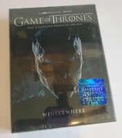 GAME OF THRONES Seventh Season DVD Box Set NEW SEALED