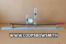 Coop's, Arrow Spine and arrow tester