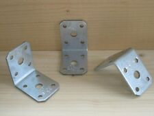 Winkelverbinder 50 x 50 x 35 mm Stahl verzinkt Holzverbinder CE 0769 / DIN 1052