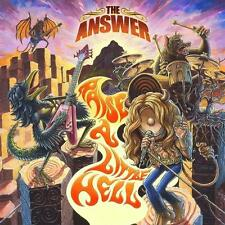 The Answer CD Raise a Little Hell comme NEUF!!!
