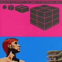 BERLIN BLONDES - THE COMPLETE RECORDINGS 1980-81 [CD]