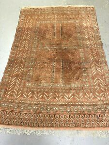 antiques-swiss****** Beautiful Antique HAJLOO rug 4`3 x 6`6 ft