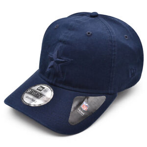 Dallas Cowboys New Era Core Classic Tonal Navy 9Twenty NFL Adjustable Hat
