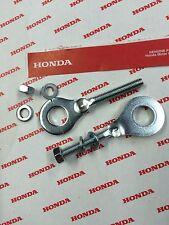 HONDA ST90 SL90 SL100 SL125 XL100 CB100 CL100 CB125 MT125 CHAIN ADJUSTERS OEM