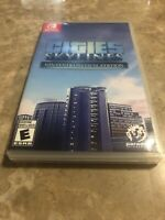 Cities Skylines: Nintendo Switch Edition (Nintendo Switch) - Fast Free Shipping