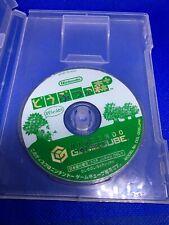 Animal Crossing + Plus Nintendo Japanese GameCube  USA SELLER* Disc & Case
