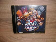 Vintage computer Philips CD-i game Mutant Rampage 1990's!