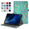 For Samsung Galaxy Tab A 10.1 SM-T580/T585 Multi-Angle Folio Case Cover Stand