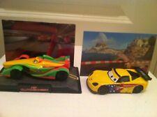 "Disney Cars ""Rip Clutchgoneski & Jeff Gorvette""  Die Cast from the Disney Store"
