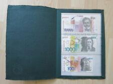 SLOVENIA 2001 Original Commemorative Banknote SET GEM UNC SCARCE