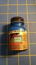 Pactra RC5502 Met Blue 1 oz. Acrylic Racing Finish Polycarbonate Lexan Paint
