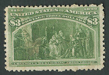 Mint No Gum/MNG Unused US Stamps (19th Century)