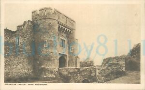 Maidstone Allington castle Walter Ruck Garden of  England Local publisher