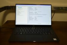 New listing Dell Xps 13 9380 4K Uhd Touch Laptop i7-8565U 1.80Ghz 16Gb No Hd or Ssd