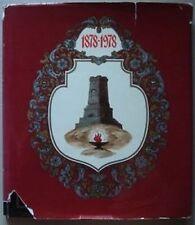 100-years Bulgaria Russian Army military Soviet Palekh hand painted Album 1978