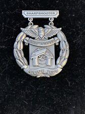 Vintage Compton School Police Sharpshooter Medal