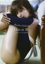 Kyoko Fukada Japanese Photo Book This Is Me sexy
