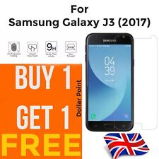 100% genuine Tempered Glass screen protector For Samsung Galaxy J3 2017